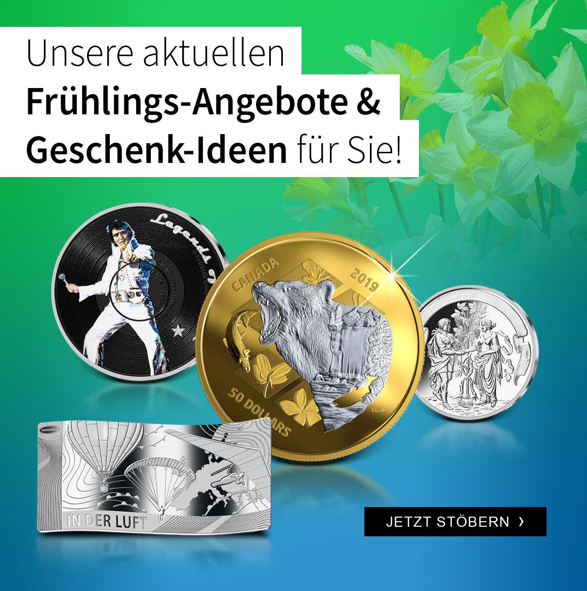 Unsere aktuellen Frühlings-Angebote und Geschenk-Ideen